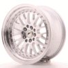 JR10 Silver Machined