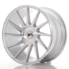 JR22 Blank Silver Machined